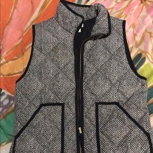 J. Crew size medium vest